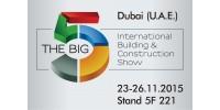 GIBIDI in fiera a Dubai, BIG5 SHOW