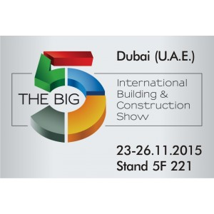 GIBIDI in fiera a Dubai, BIG5 SHOW