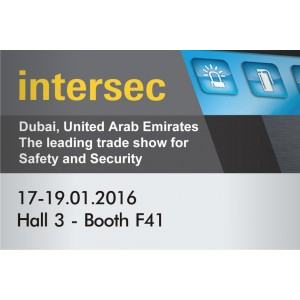 GIBIDI in fiera a Dubai, INTERSEC