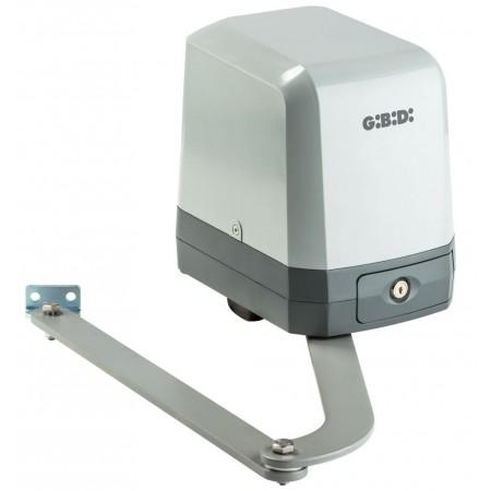 Operatore elettromeccanico con encoder per cancelli a battente